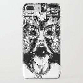 asc 712 - Le masque de la Méduse (Object woman) iPhone Case