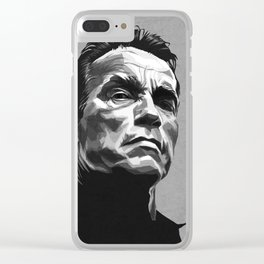 Arnold Clear iPhone Case