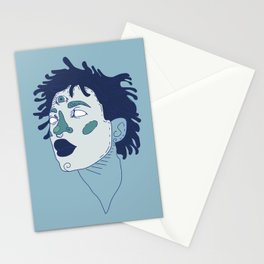 WILLOW SMITH PORTRAIT Stationery Cards