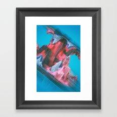 STAGG.E (everyday 09.21.15) Framed Art Print