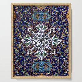 Naghshe-8 Persian Art Serving Tray