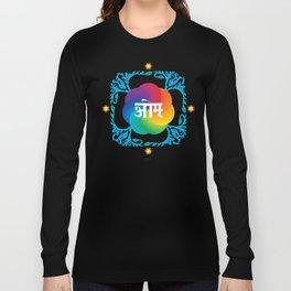 OM Mandala Long Sleeve T-shirt