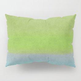 Green greenery greenish Pillow Sham