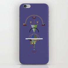 spiriti: blind joe death iPhone & iPod Skin