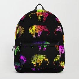 Rainbow Elephants Backpack