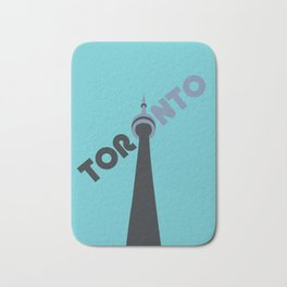 CN Tower - Toronto Bath Mat