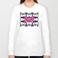 dj Long Sleeve T-shirts featuring DJ by Devin Stout