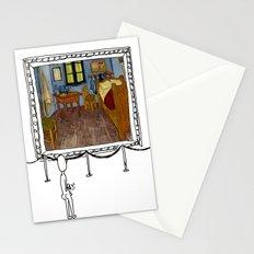 art appreciation Stationery Cards