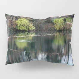 Cemetery Reflections Pillow Sham