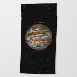 Jupiter Beach Towel