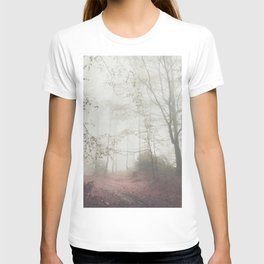 Autumn paths II - Landscape and Nature Photography T-shirt