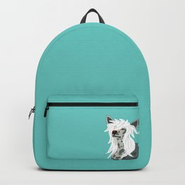 Chinese Crested Backpack