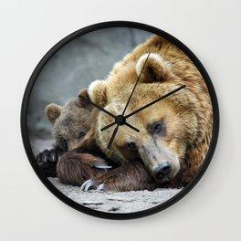 Bear 2014-1101 Wall Clock