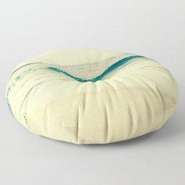 Kapalua Gold Floor Pillow