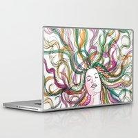 venus Laptop & iPad Skins featuring venus by Beth Jorgensen