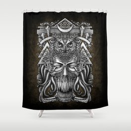Winya No. 61 Shower Curtain