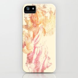 Broken Angel iPhone Case