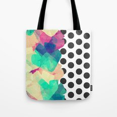 The Fall Patterns #2  Tote Bag