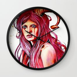 The Aries Wall Clock