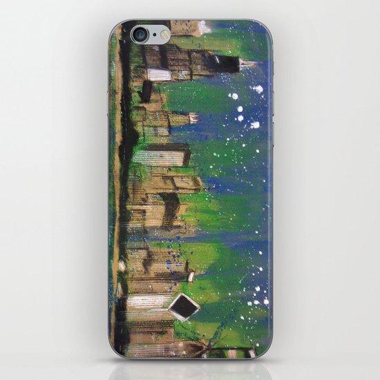 Chicago Night iPhone & iPod Skin