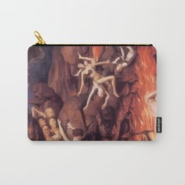 Last Judgement Carry-All Pouch