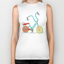 Slice Of Life Biker Tank
