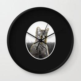 Fedya, local ideologist Wall Clock