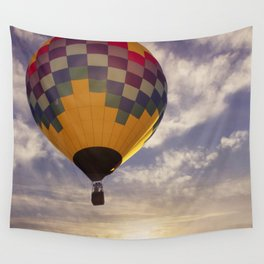Into The Light Wall Tapestry