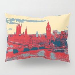 London will Conquer  Pillow Sham