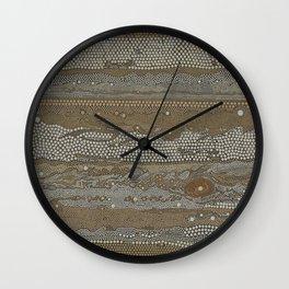 Jupiter (and selected Moons) Wall Clock