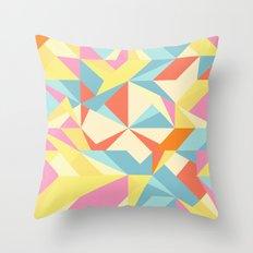 Futuro Throw Pillow