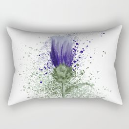 The Thistle  Rectangular Pillow