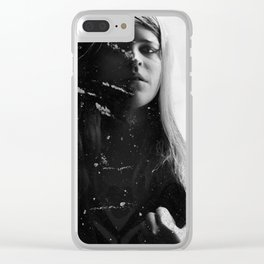 Sirens IV Clear iPhone Case