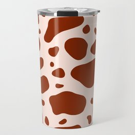 How Now Brown Cow Travel Mug