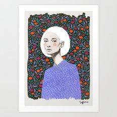 LISA Art Print