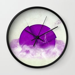 Dark Empire Wall Clock