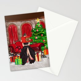 The Christmas Book Stationery Cards