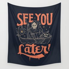 See You Wall Tapestry