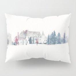 Winter Chateau Pillow Sham