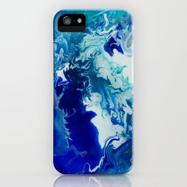 Divine Whispers iPhone Case