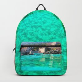 green waters  Backpack