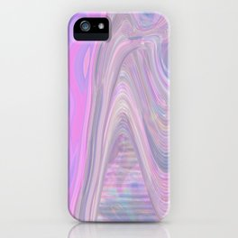 I took a trip and landed in a pastel dream... iPhone Case