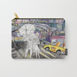 Kissing in New York Carry-All Pouch