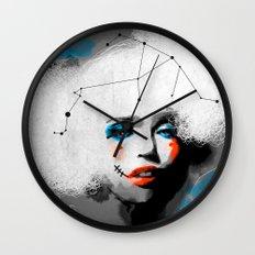 Zero City Wall Clock
