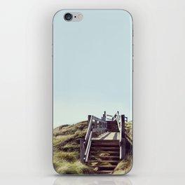 Long Way Up iPhone Skin