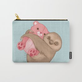 Nighty Night Sloth  Carry-All Pouch