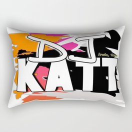 DJKATT Rectangular Pillow