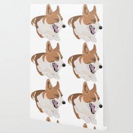 Bobo the Corgi Wallpaper