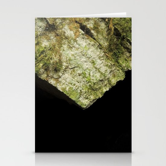 Inverted pyramid Stationery Cards