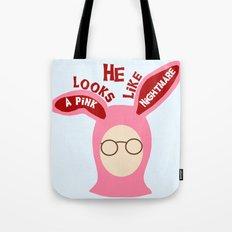 A Christmas Story - Pink Nightmare Tote Bag